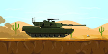 M1 Abrams Tank Usa Main Battle...