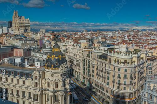Poster Madrid City of Madrid