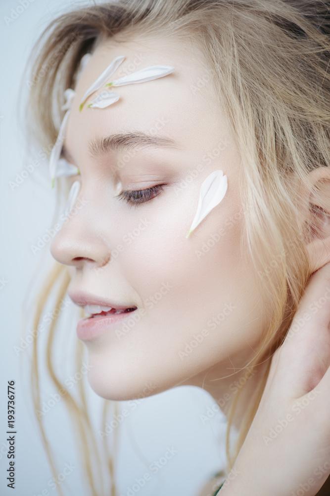 Fototapeta cosmetics for face