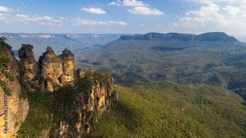 Deurstickers Australië Blue Mountains National Park
