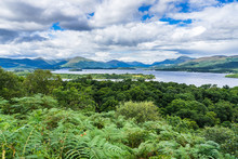 Loch Lomond Panorama Seen From...