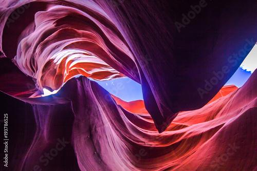Canvas Prints Antelope Antelope canyon, Arizona