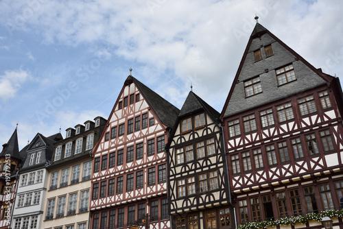Photo  Downtown of Frankfurt