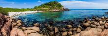PIGEON ISLAND, SRI LANKA - JUL...
