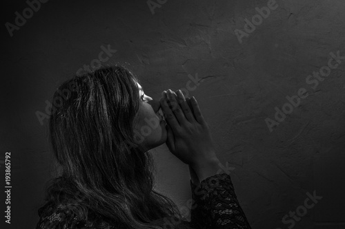 Fényképezés Portrait, Licht, Schatten
