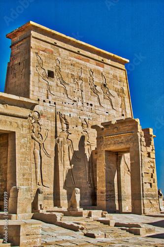 Photo Philae Temple in Aswan