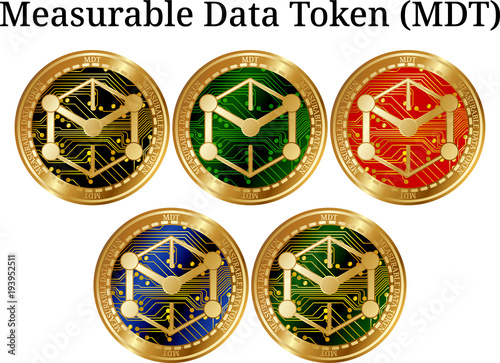 Measurable Data Token  description