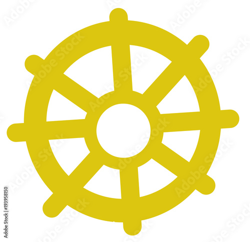 Berühmt Buddhismus - Symbol - Buy this stock illustration and explore &UQ_85