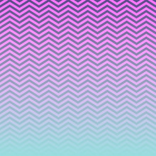 Purple Pink To Aqua Blue Ombre...