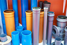 Plastic Pipes For Sewer Systems