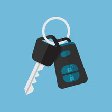 Car Key And Alarm System