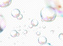Attractive Bubbles Set