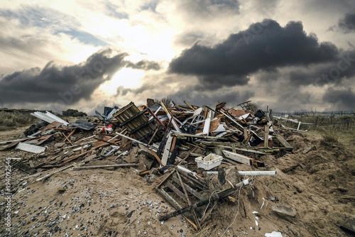 Photo dégats après la tempête