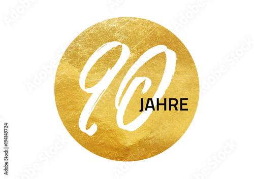 Photo  90 Jahre im goldenen Kreis