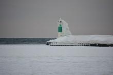 Frozen Navigation Light