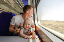 Young Man - Father, Travelling...