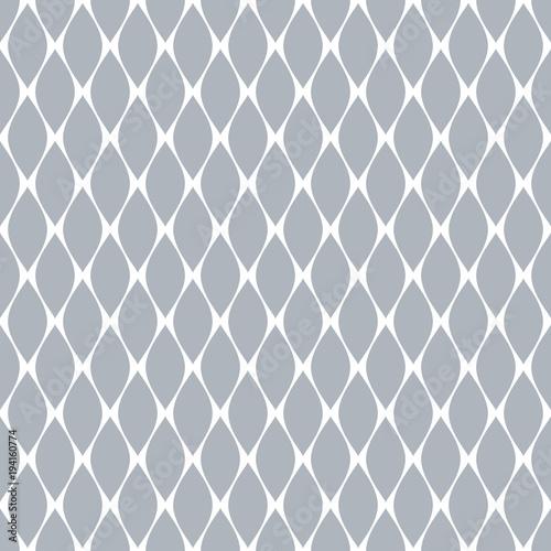 obraz lub plakat Seamless geometric pattern.