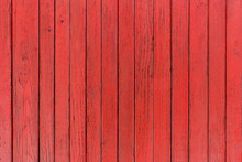 Old Red Painted Boards For Use...