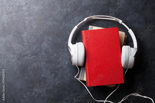 Fotografía  Audio book concept