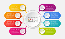 Infographic Template With Opti...