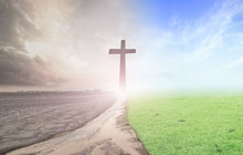 The Cross And Climate Worsened...