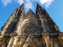 Gothic Cathedral Sky