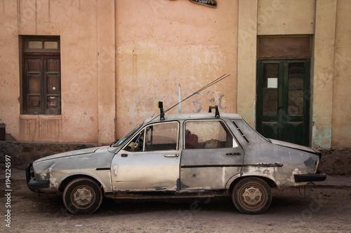 Old Car in Argentina Fototapeta