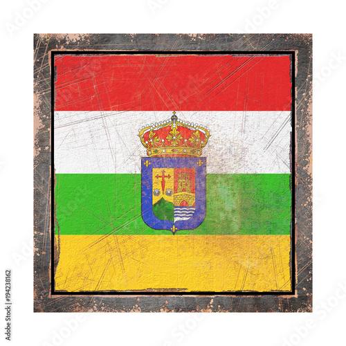 Old La Rioja flag