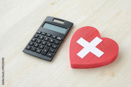 Cuadros en Lienzo  医療費の計算イメージ
