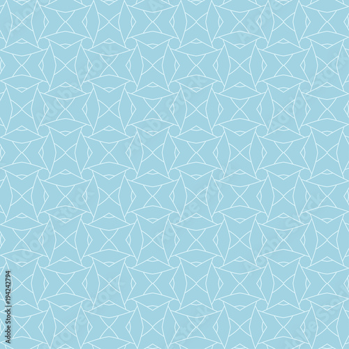 jasnoniebieski-ornament-geometryczny-wzor