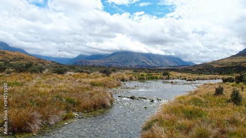Photo  Mount Sunday, New Zealand