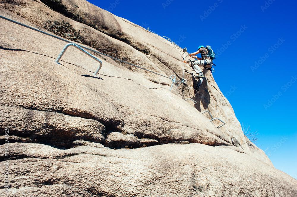 Klettersteig Italien : Cellon klettersteig unterwegs im dreiländereck