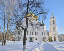 Assumption Cathedral In Dmitro...