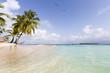 Beach in San Blas Islands, Panama