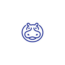 Hippo Logo Unique Concepts Min...