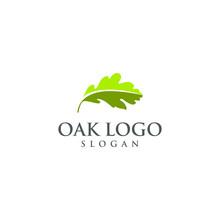 Oak Vector Graphic Abstract Lo...