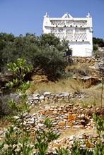 Landscape Of Tinos Island, Cyc...