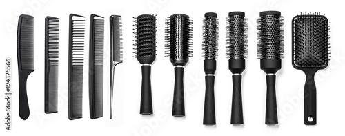 Fotografie, Obraz  hairdresser tools