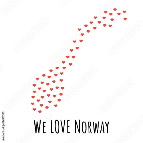 Norway Map with red s- symbol of love. abstract ... on flag of norway, only map of norway, major physical features in norway, regional map of norway, oslo norway, globe showing norway, transportation of norway, topographical map of norway, 5 major cities in norway, map of denmark and norway, large map of norway, detailed map of norway, just maps of norway, google map of norway, ferries of scotland and norway, political map of norway, easy map of norway, map of south norway, green map of norway, outline map of norway,