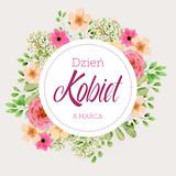 Fototapeta Kwiaty - Dzień Kobiet - 8 Marca