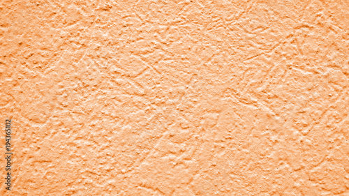Light Pastel Orange Plaster Background Wallpaper For Graphics Resource