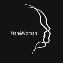 Icon Man And Woman