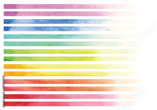 Fotomural 水彩素材・ふんわりやわらか・手作り素材