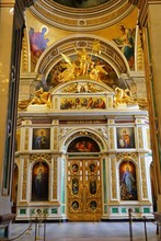Interior Of The Saint Isaac's ...