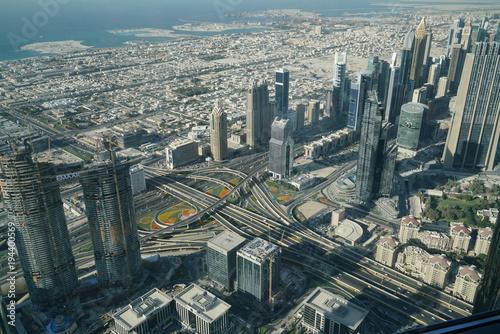 Tuinposter Dubaj