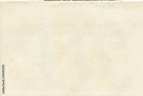 altes Papier Canvas Print