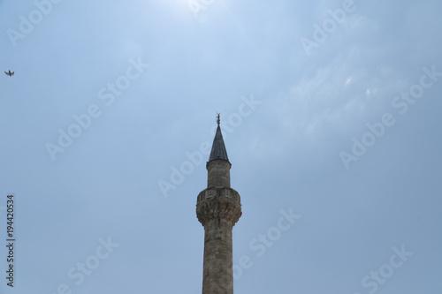 Zdjęcie XXL Konak meczet w dworu kwadracie w Izmir, Turcja