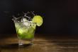 canvas print picture - Brazilian Drink, Caipirinha