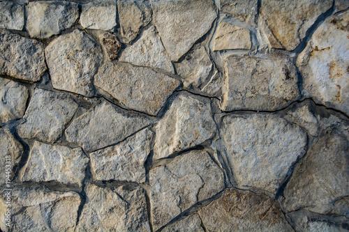 Foto op Canvas Stenen texture for background