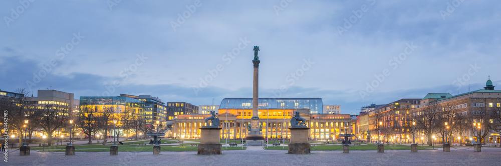 Panorama Stuttgart - Germany